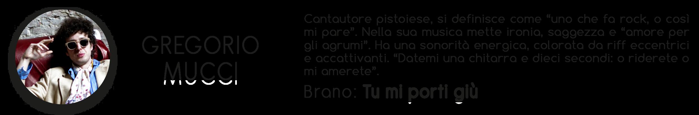 gregorio mucci